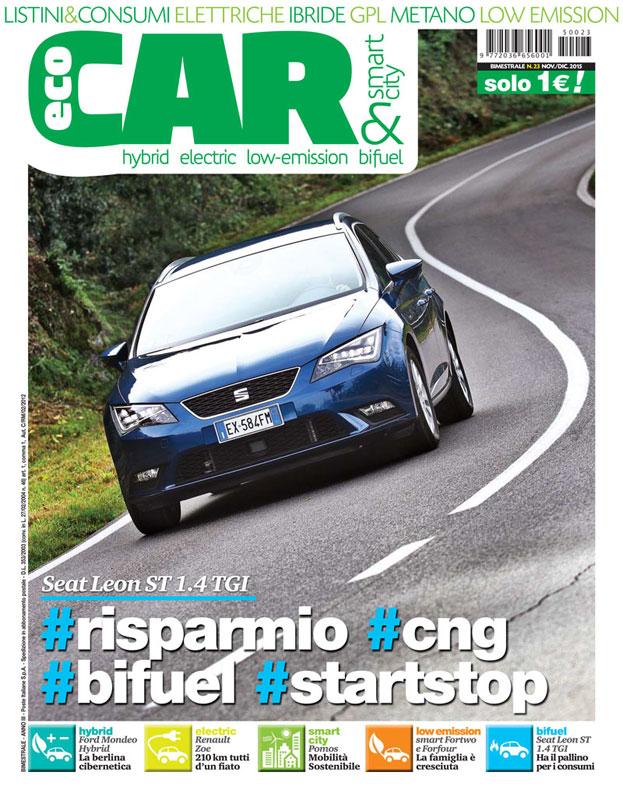 rivista auto ecologiche