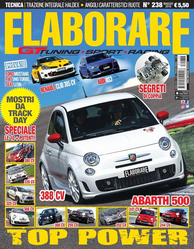 ELABORARE magazine maggio 2018