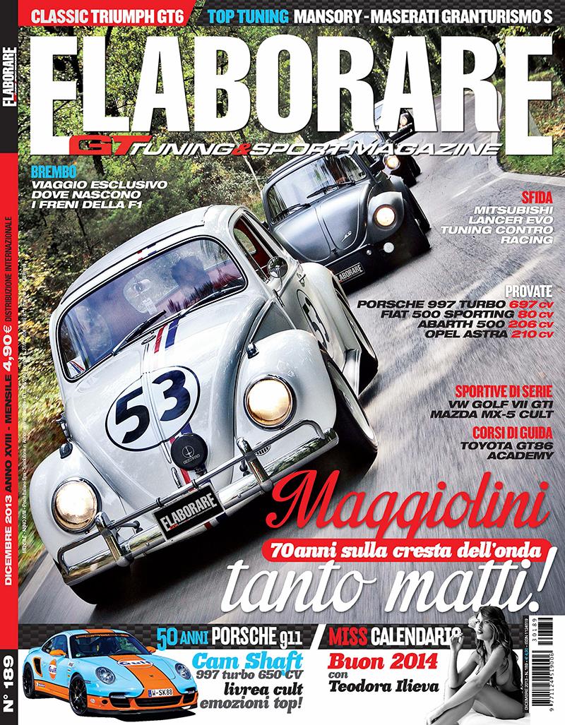 Cover Elaborare 189