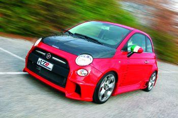 Fiat 500 by TRC