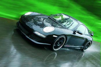Gemballa GT 550 Evo