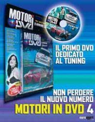 Motori in Dvd N° 4