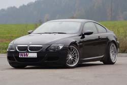 Assetto KW per BMW M6