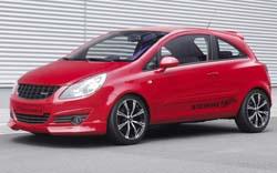 Opel Corsa Steinmetz