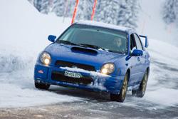 La Subaru STI di riccardo Giuntini