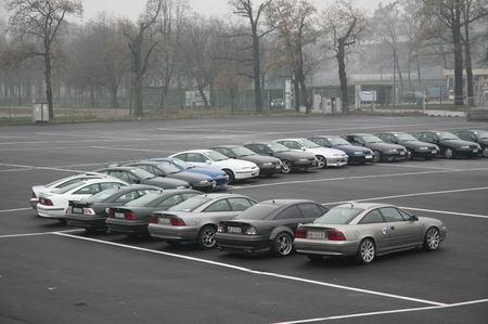 Opel Calibra a Monza