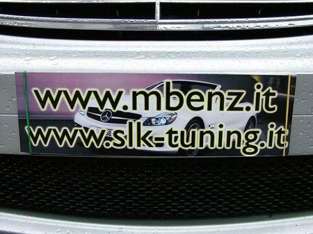Targa Mercedes Benz Owners
