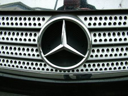 Mercedes Benz Stars
