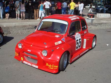 Fiat 500 - No Original Car