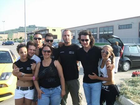 Staff Speed Car Racing