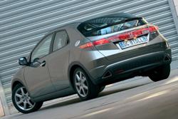 Honda Civic 1.8 Executive