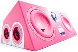 In Phase Pink Enclosure XTP-210