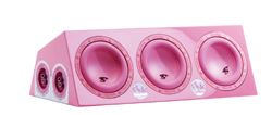In Phase Pink Enclosure XTPP-308