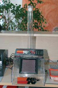 filtri aria sportivi NTP
